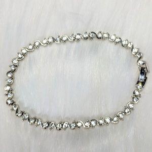 Jewelry - Rhinestone Tennis Bracelet